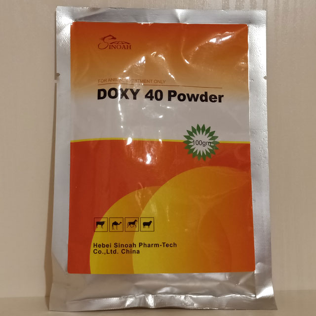 Doxycycline HCLloride Soluble Powder