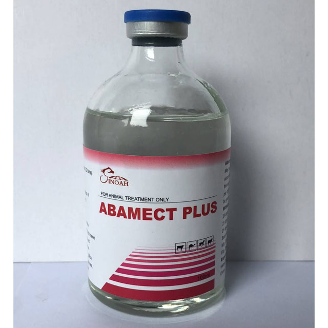 Ivermectin and Abamectin Injection