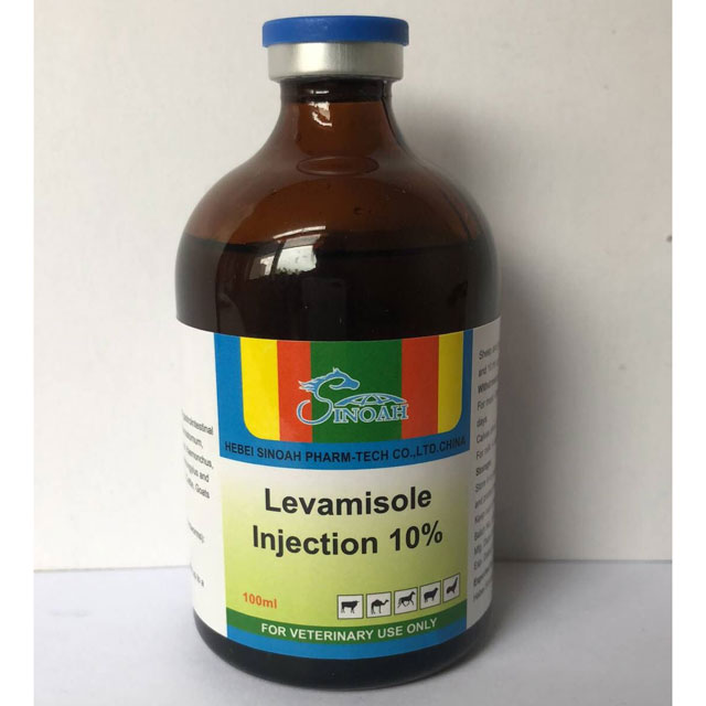 Levamisole HCL 10% Injection