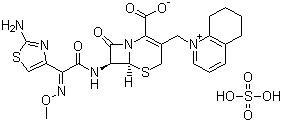 PesticideandVetetinariesCefquinomeSulphate