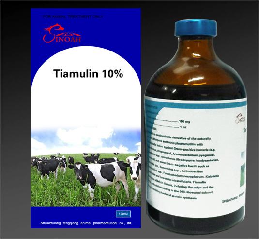 LiquidInjectionTiamulin10%
